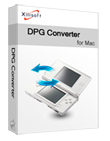 Xilisoft DPG Converter for Mac