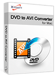 Xilisoft DVD to AVI Converter for Mac