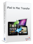 Xilisoft iPad to Mac Copy