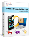 Xilisoft iPhone Kontakt Sichern