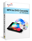 Xilisoft MP4 to DVD Converter
