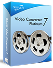 Xilisoft Video Converter Platinum for Mac