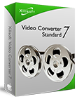 Xilisoft Video Converter Standard for Mac