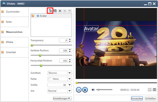 Xilisoft Blu-ray to Video Converter