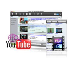 YouTube to iPod/iphone Converter for Mac- youtube in mp4 konvertieren